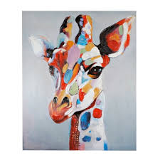 charming idea giraffe wall art home pictures colorful serious canvas print kirklands for nursery stickers triptych m s on colorful wall art for nursery with charming idea giraffe wall art home pictures colorful serious canvas