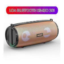 Loa Bluetooth Mini Di Động Kimiso KM-201 Tích Hợp Đài FM