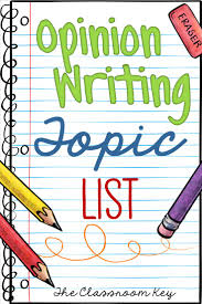 best ideas about writing topics journal topics get students excited about opinion writing these 4 ideas