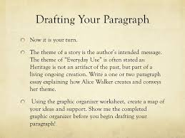 writing on theme english do now take a worksheet from the front 18 drafting