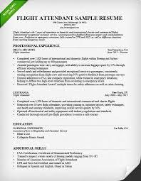 Desk Attendant Sample Resume Magnificent Sample Resume For Older Job Seekers Newest Flight Attendant Cover