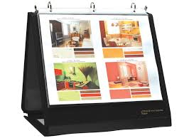 4inch binder presentation ring binder easel 3 4 inch ring
