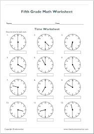 Fun Telling Time Worksheets The Half Quarter 4 Have Teaching Spani