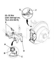 how to change the rear brake pads on a 2007 chrysler aspen fixya support the caliper a piece of wire so that it does not hang from the brake se