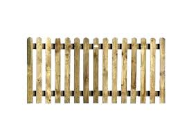 wood picket fence panels. Picket Fences Lowes Wood Fence Pickets Pressure Treated  Panels Rounded Top .