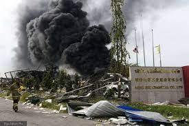 ผู้ก่อมลพิษต้องจ่าย หมิงตี้เคมิคอลต้องจ่ายเท่าไหร่ !?! - Greenpeace Thailand