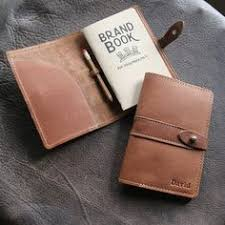 3 ruth personalized fine leather front pocket wallet