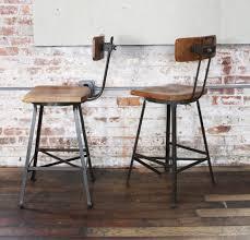 wood metal bar stools. Full Size Of Bedroom Graceful Industrial Stools With Backs 6 Wonderful Wood Metal Bar Image Concept C