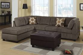 contemporary living room gray sofa set. Contemporary Living Room Style With Anthem Furniture Set And Gray Microfiber Sectional Sofa Colored Line Faux
