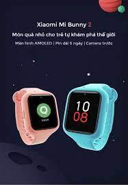 Đồng Hồ Điện Thoại Thông Minh Định Vị Trẻ Em Xiaomi Mi Bunny 2