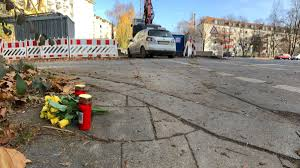 munich giesing tragic accident young mother s and leaves two children