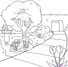 Small Picture Beautiful How To Draw A Flower Garden 38 About Remodel with How To