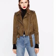 2018 2018 leather jacket women fashion motorcycle coat short faux leather biker jacket soft female from whitecloth 65 93 dhgate com