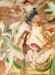 willem de kooning woman in a rowboat 1964 available for artsy