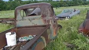 PARTING OUT A 1954 CHEVY CHEVROLET TRUCK PICKUP SELLING PARTS ...