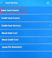Chase online lets you manage your chase accounts, view statements, monitor activity, pay bills or transfer funds securely from one central place. How To On Off Central Bank Of India Atm Debit Card Bankingidea Org