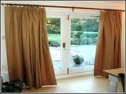 door window treatments patio blinds glass curtains sliding curtain ideas shades panels coverings treatment kitchen