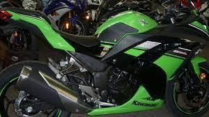 kawasaki ninja 300 2016 cur