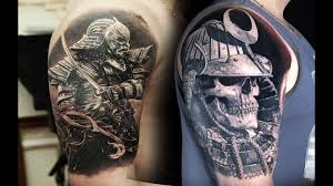 Best Samurai Tattoo Japan Sytle Samurai Tattoo 2019
