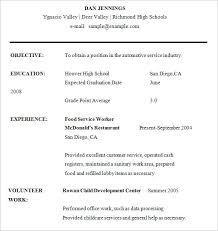 Sample High School Student Resume Fascinating Example Of A High School Student Resume Filename Joele Barb