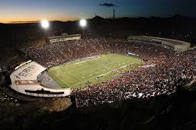 Sun Bowl Stadium Seating Chart Venues Sun Bowl Utep Office Of Special Events El Paso