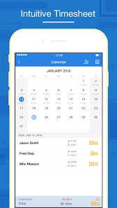 Track Hours Worked App Hours Keeper Pro Time Tracking Timesheet Billing App