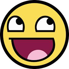 Résultat de recherche d'images pour 'smiley heureux'