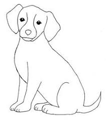 dog drawing easy. Contemporary Dog Create Your Own Dog Drawing Step By Step To Begin Start With The Largest  Basic Shape You See U2014 Dogu0027s Body The Body Is A Slanted Oval Throughout Dog Drawing Easy
