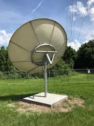 Commercial Installs Satellite Center