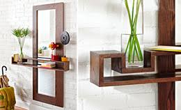 mirror with shelf. make an entry mirror with shelf