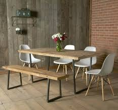 table design ideas. Amazing Design Ideas Rustic Wood Kitchen Table Long Dining Room Narrow Reclaimed Large Barnwood T