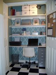 shelves for office. Office In A Closet Design Space Ideas Images About On Pinterest Shelves Spaces And Budget Organization For .