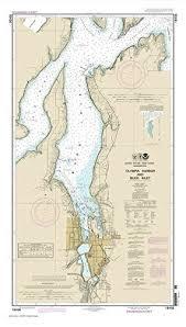 Noaa Chart 18652 San Francisco Bay To Antioch