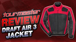 tour master draft air 3 jacket review from sportbiketrackgear com