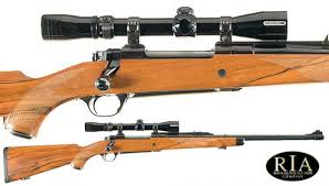 Ruger M77 Scope Ring Chart Ruger M77 Mk Ii Express Magnum Rifle Big Game Gun Review