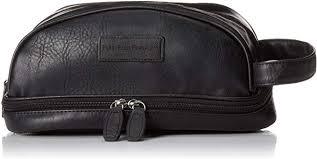 Perry Ellis Men's Casual Travel Kit, Black, One Size ... - Amazon.com