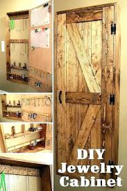 wall hanging jewelry box how to make a ed orgnizer hndmde wall hanging jewelry box how to make