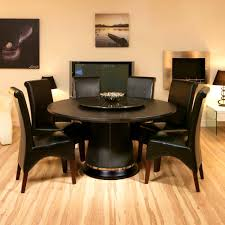 apartmentsattractive granite dining table set top round beautiful rustic black faux 60 with 48 attractive high dining