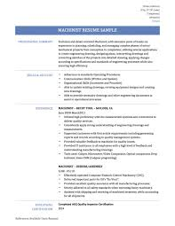 Machinist Job Description Resume Templates Sample Cncist Job Description Resume Samples Template 14