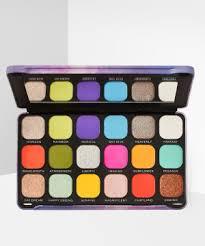 <b>Makeup Revolution Rainbow</b> Shadow Palette at BEAUTY BAY