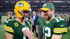 Aaron Rodgers will ...