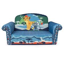 lion guard target foam sofa
