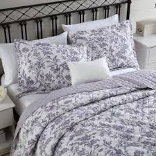 quilt set purple quilts bedding