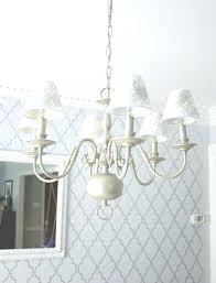 builder grade chandelier best of brass chandelier makeover update builder grade chandelier