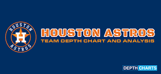 2019 Houston Astros Depth Chart Updated Live