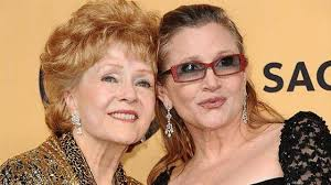 debbie reynolds and carrie fisher.  Reynolds Now Playing For Debbie Reynolds And Carrie Fisher
