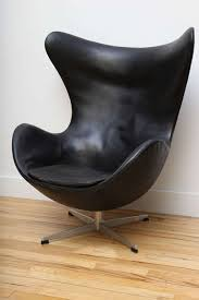 leather egg chair. Modren Chair Vintage And All Original Inside Leather Egg Chair J