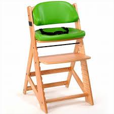 keekaroo height right kids chair comfort cushion natural lime
