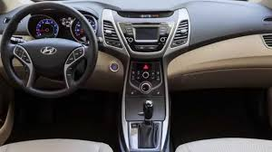 hyundai elantra 2016 interior.  Interior 2016 Hyundai Elantra Sedan Interior Design  AutoMotoTV Deutsch Throughout L