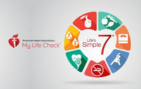 Oklahoma Heart My Chart My Life Check Lifes Simple 7 American Heart Association